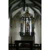 Altar in der Kapelle Ranft (Peter Eichenberger)<div class='url' style='display:none;'>/</div><div class='dom' style='display:none;'>ref-beinwil.ch/</div><div class='aid' style='display:none;'>187</div><div class='bid' style='display:none;'>1374</div><div class='usr' style='display:none;'>19</div>